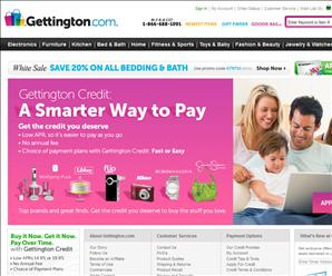 Gettington coupon codes