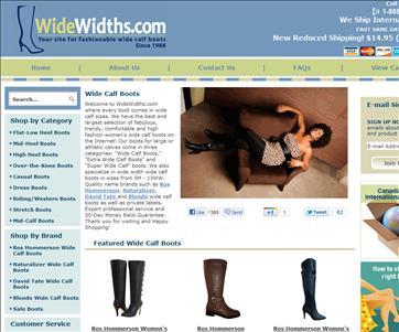 WideWidths.com