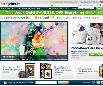 Imagekind-Artwork from independent artists