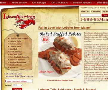 LobsterAnywhere.com, Inc.