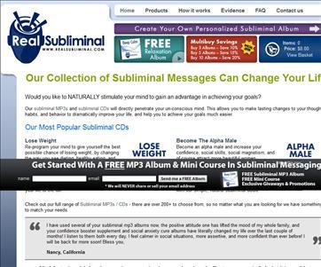 realsubliminal.com